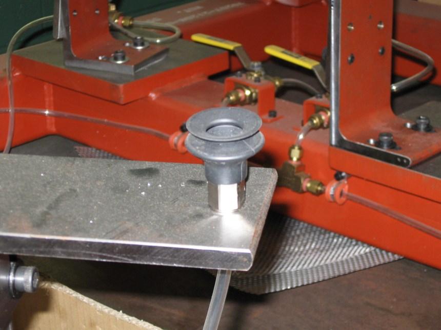 composites vibration damp pad