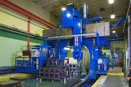 henri line machining center