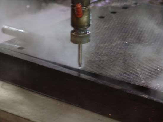 waterjet in composites