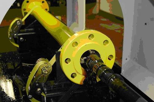 honing tool on meter tube