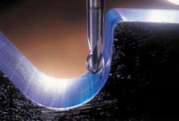 Solid carbide cutter