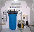portable BioDefense coolant filtration system