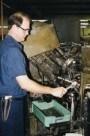 Precision screw machining parts