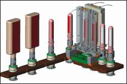 Preferential heating system