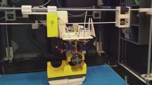 IR3 3D printer