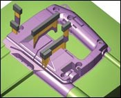 Programs to generate EDM electrode designs automatically