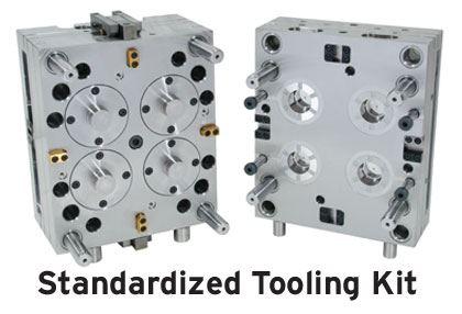 standardized tooling kit