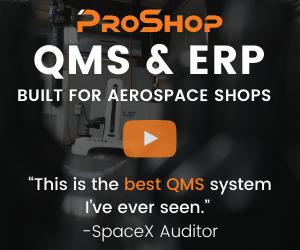 ProShop QMS & ERP