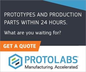 Protolabs prototypes production