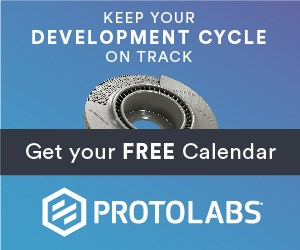 Protolabs get your calendar