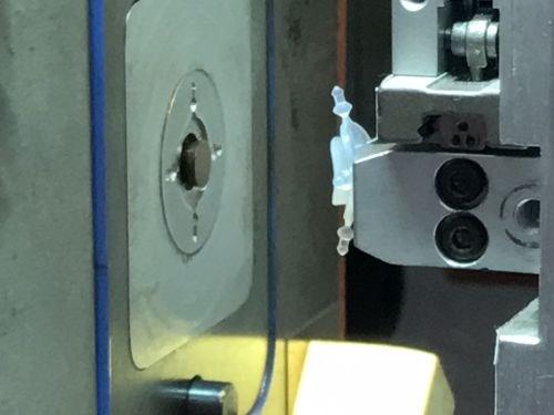 four cavity micro mold
