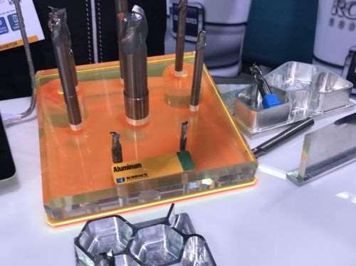 A1-303 series carbide end mill