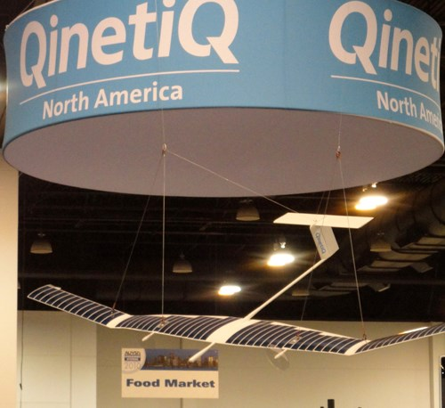 QinetiQ UAV duration record