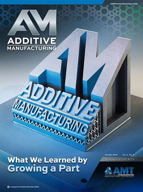 October Additive Manufacturing digital edition