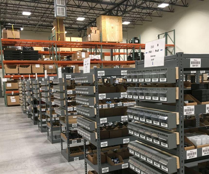 plenty of space in new Rego-Fix headquarters