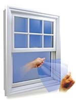 Reinforce window glass