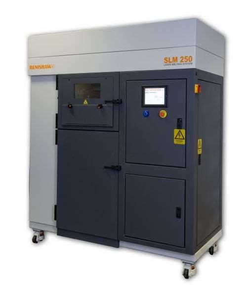 Renishaw SLM 250 selective laser