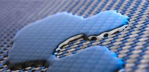 树脂和纤维