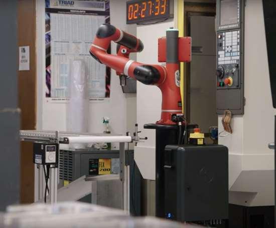 Sawyer from Rethink Robotics