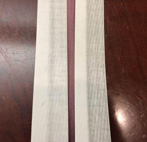 test belt