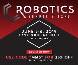 Robotics Summit & Expo