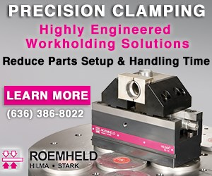 Precision Clamping with ROEMHELD