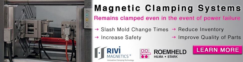 ROEMHELD Magnetic Clamping Solutions