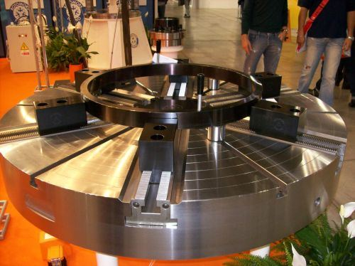 wind turbine bearing ring