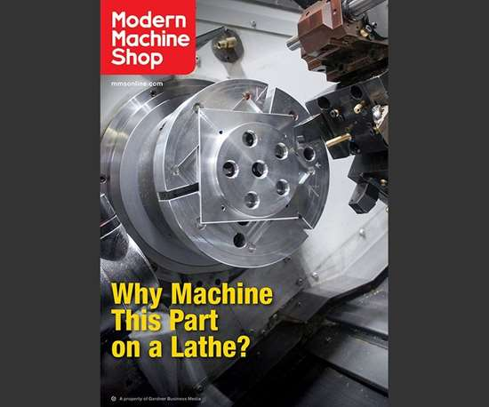 Cover of Modern Machine Shop February 2017