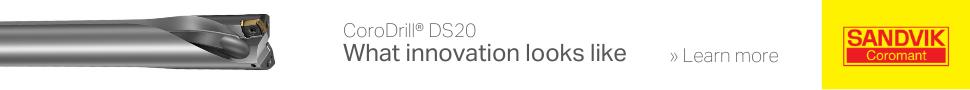 CoroDrill®DS20-创新是什么样子的
