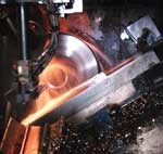 sawing department