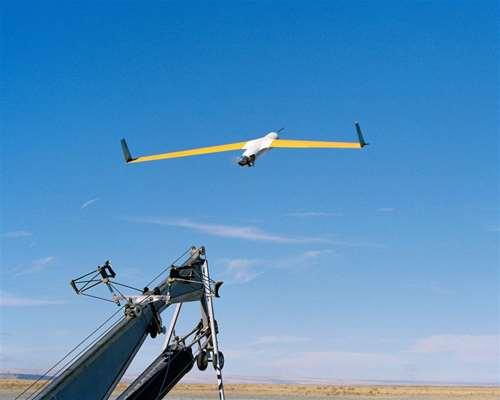 ScanEagle launch