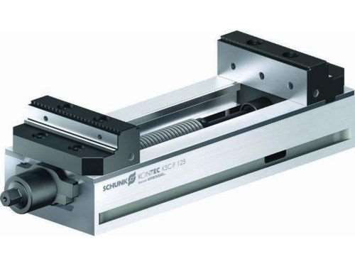single acting clamping vise