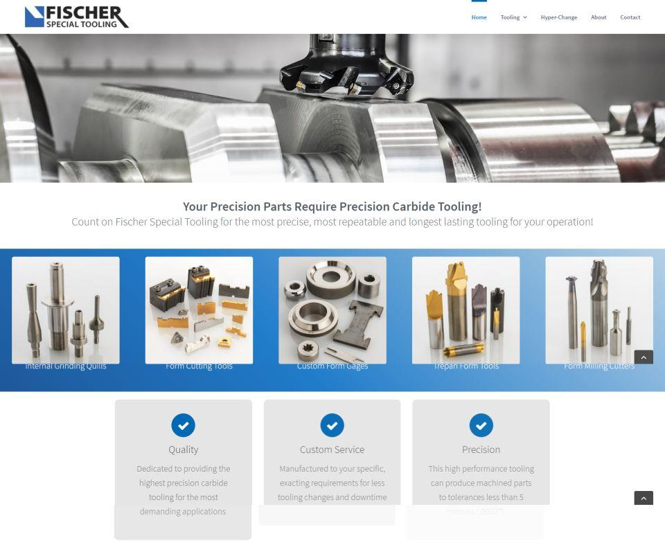 Fischer Special Tooling website