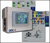 Plantwide materials-handling controls