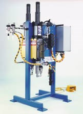 Shot-A-Matic dispense system