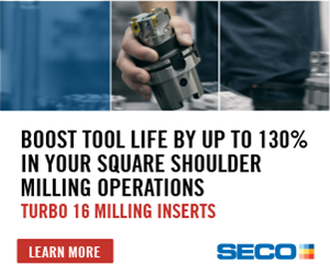 turbo 16 inserts from seco tools