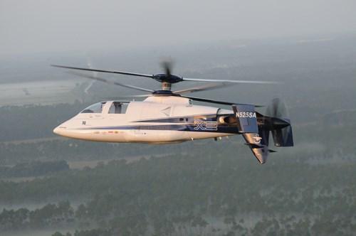 Sikorsky X2 Demonstrator