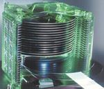 Silicon-wafer carrier