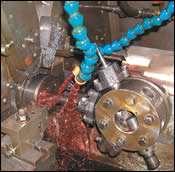 Single-spindle automatics