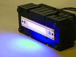LED lamp cluster