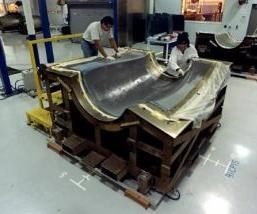 Nacelle Manufacturers Optimize Hand Layup And Consider