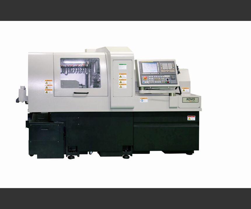 Hanwha Machinery's XD42
