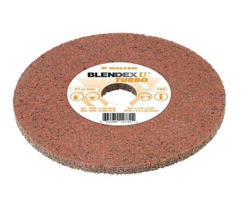 Walter Surface Technologies' Blendex U Turbo blending disc