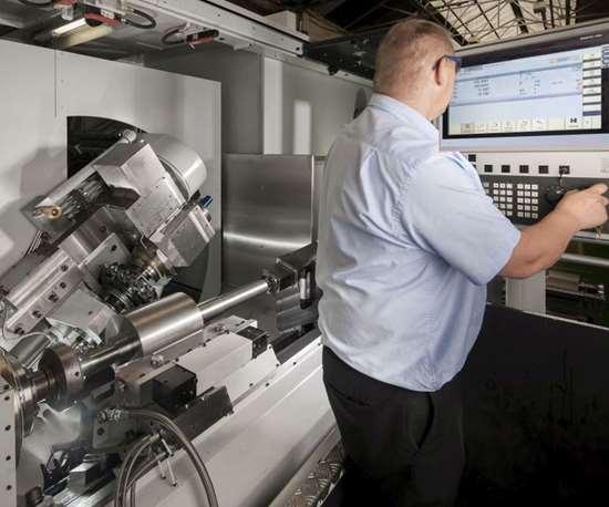 Holroyd's EX machine