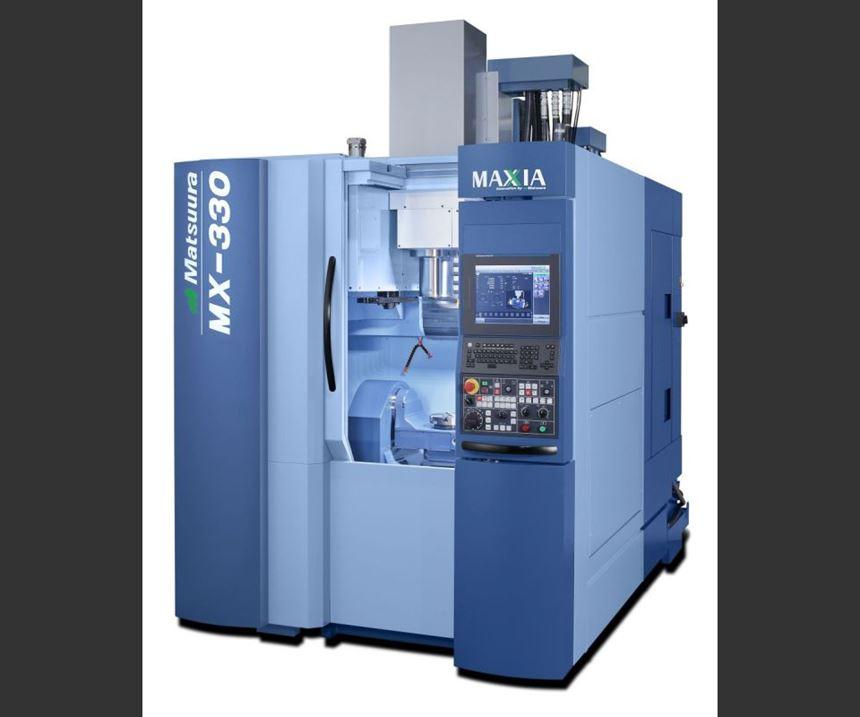Matsuura Machinery's MX-330