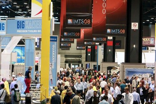Snapshots From IMTS 2008