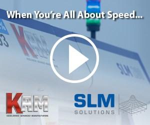 SLM Solutions Visits KAM's facility