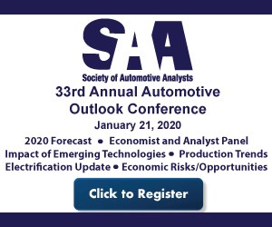 33rd Annual Automotive Outlook Conference