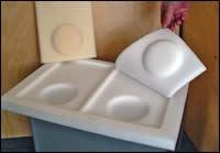 Soft PUR foam